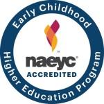 NAEYC round 2017 logo
